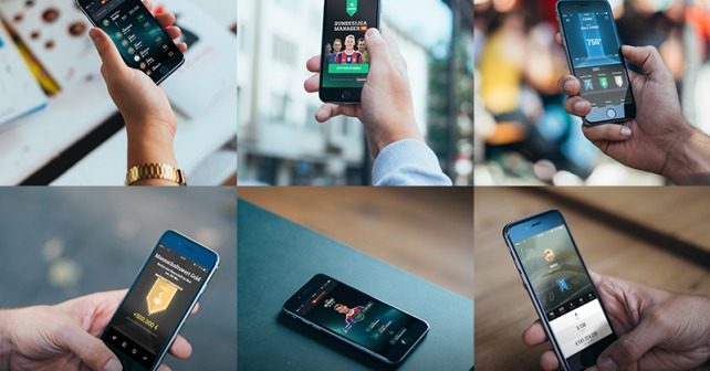 Photorealistic iPhone 6 mockups