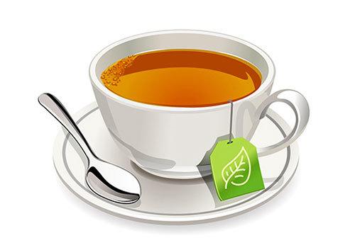 リアルな紅茶のティーカップをデザインする方法