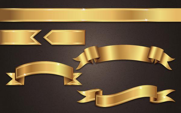 ツヤ感たっぷりなゴールドのラベルを作成する方法