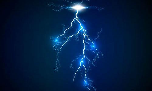 簡単な手順で雷をデザインする方法