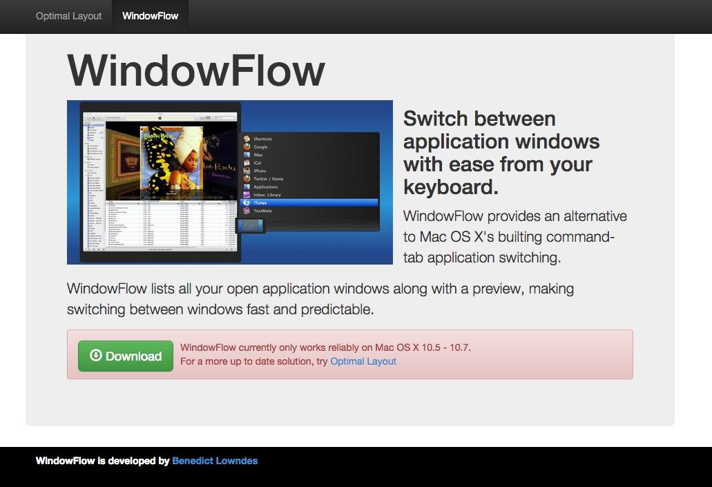 WindowFlow