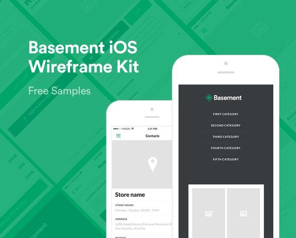 Basement iOS – Free Sample