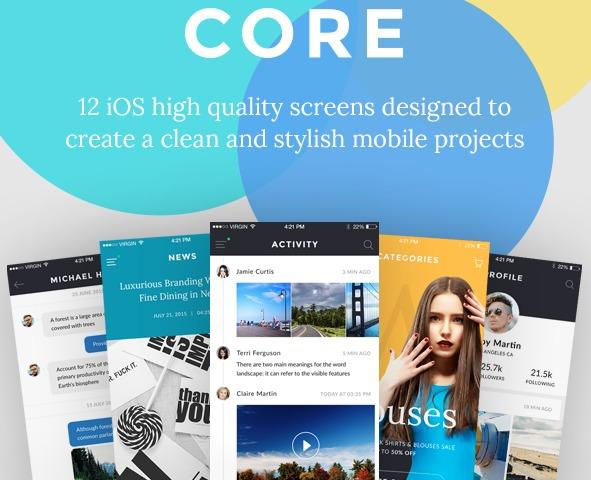 CORE iOS – Free Sample