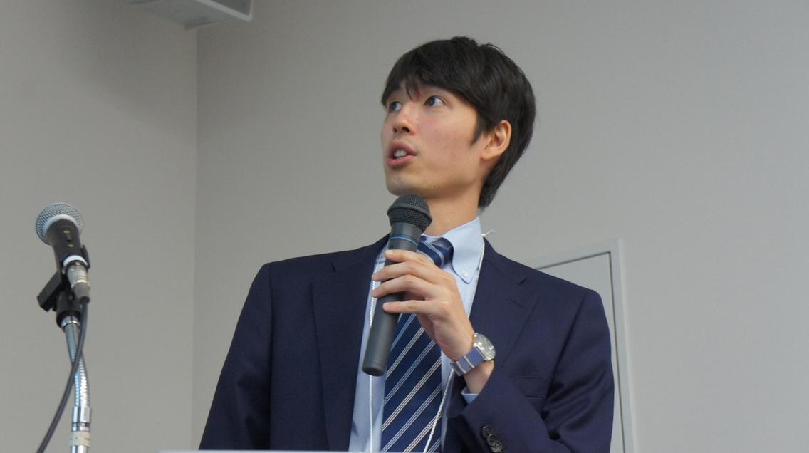 田中 浩多 氏