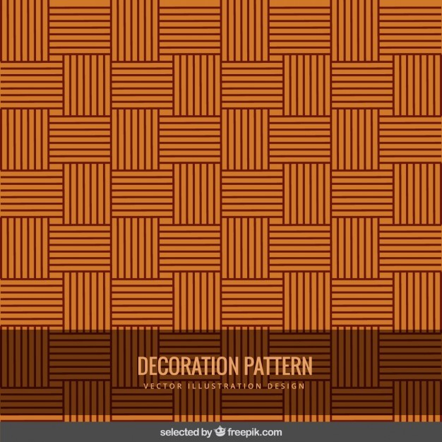 Striped vintage decoration pattern