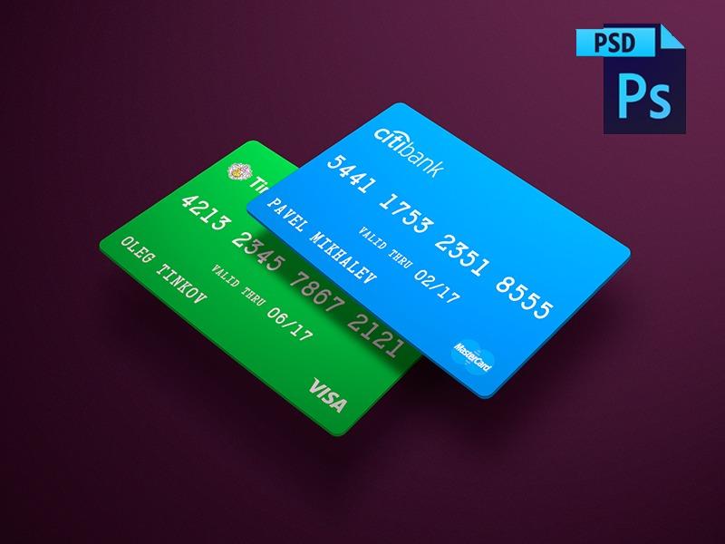 Credit Cards PSD