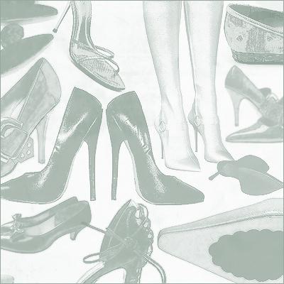 photoshop brushes: shoes