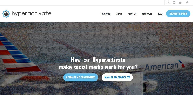 Hyperactivate