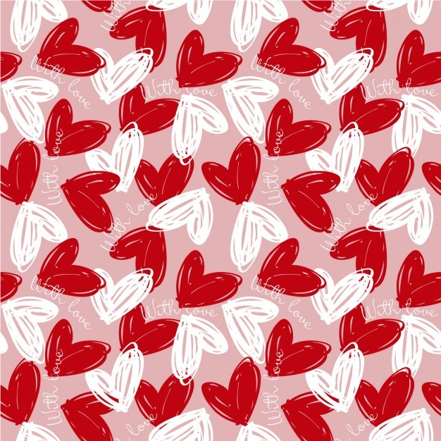 pattern with love