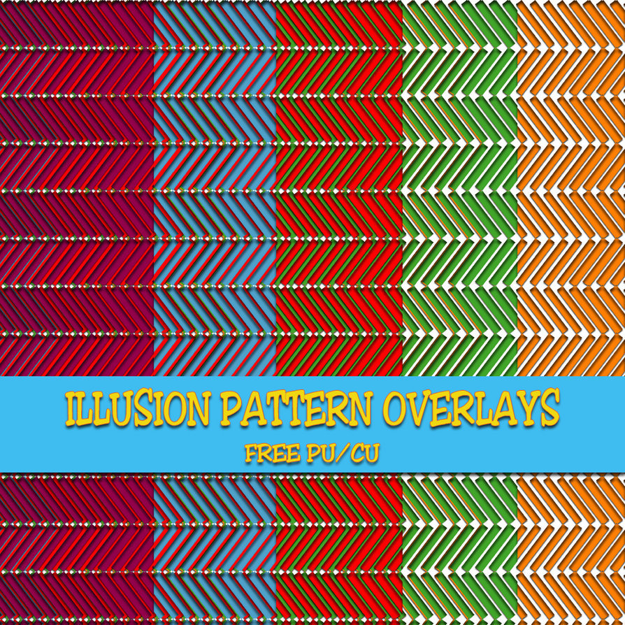 Illusion Patterns By Lessy