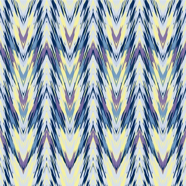 Abstract ethnical pattern