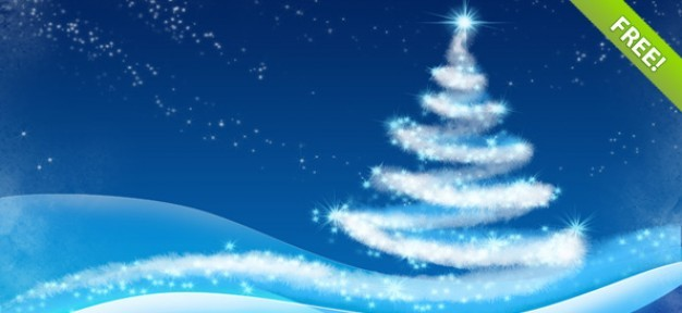 Snowy Winter Backgrounds