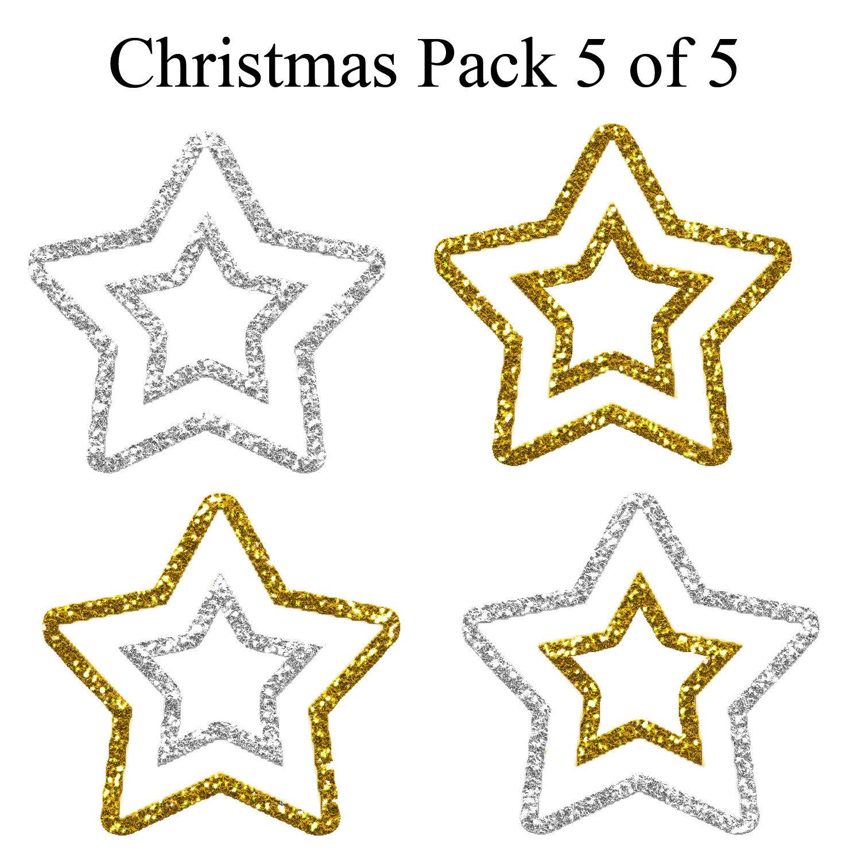 Christmas pack 5 of 5 - Stars2