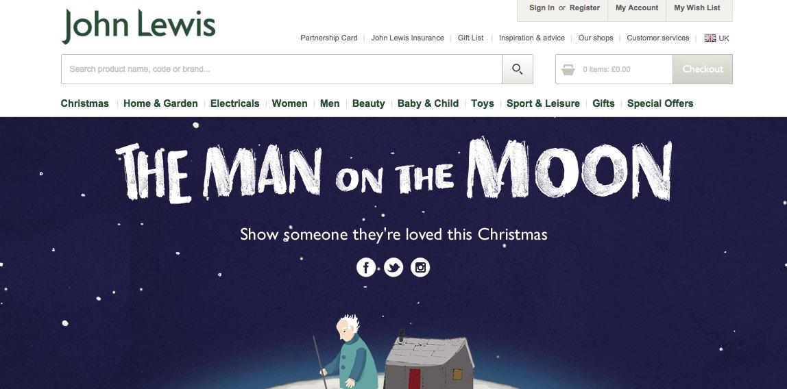The Man on the Moon|John Lewis