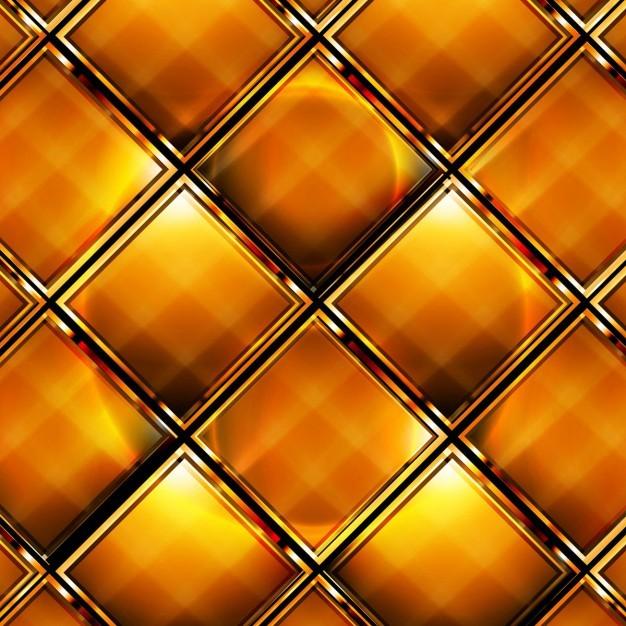 Shiny squared pattern