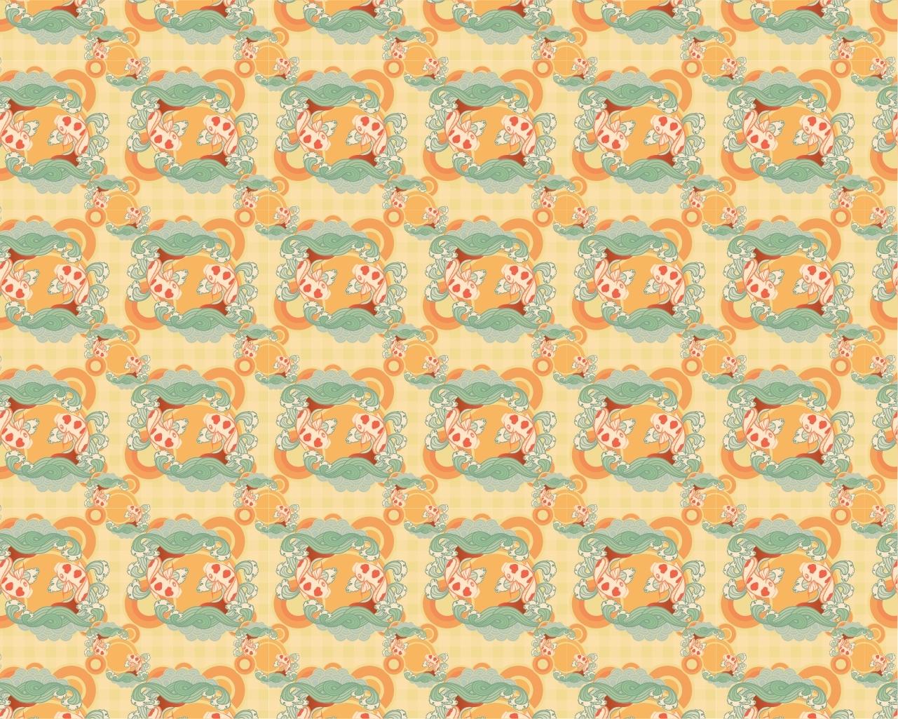 金魚(橙)