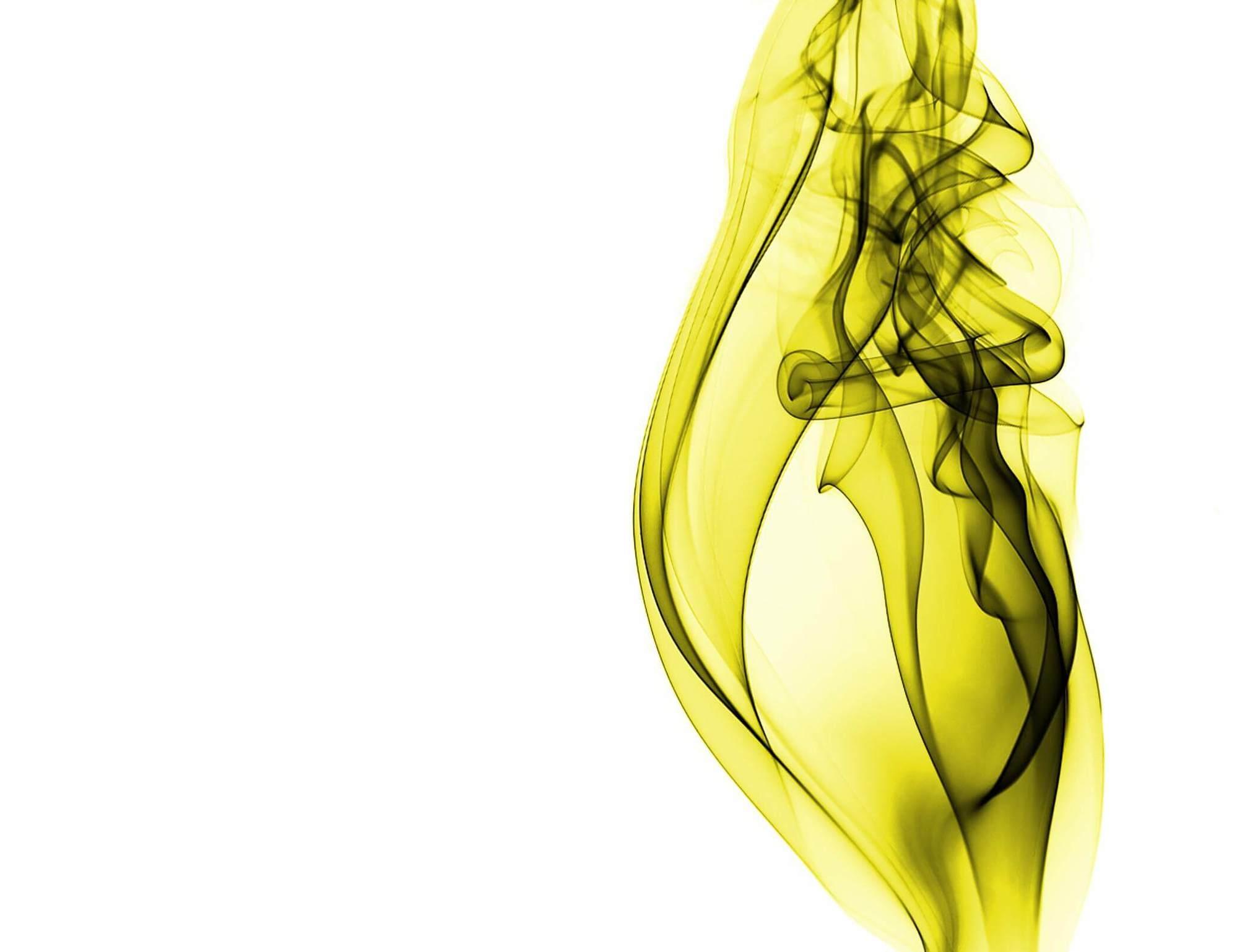 Yellow Keynote Template – Yellow Smoke