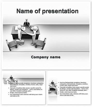 Current vacancies Keynote Template