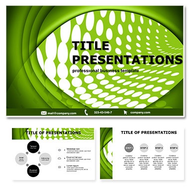 Business Emphasis Keynote templates