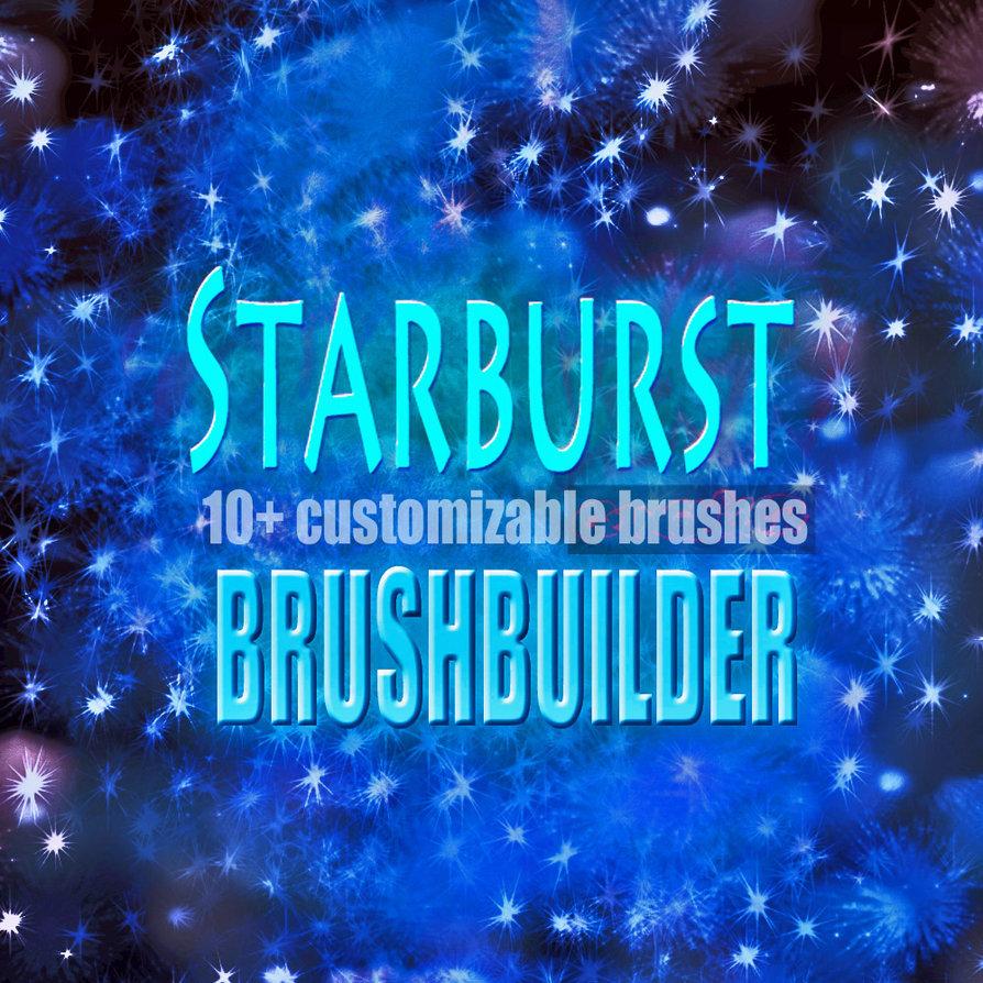 Starburst BrushBuilder