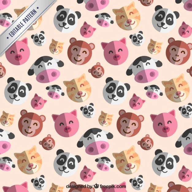 Nice animals pattern