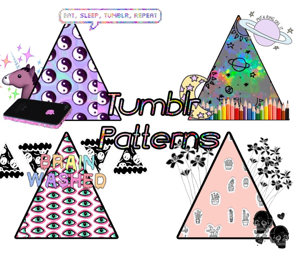 Tumblr patterns