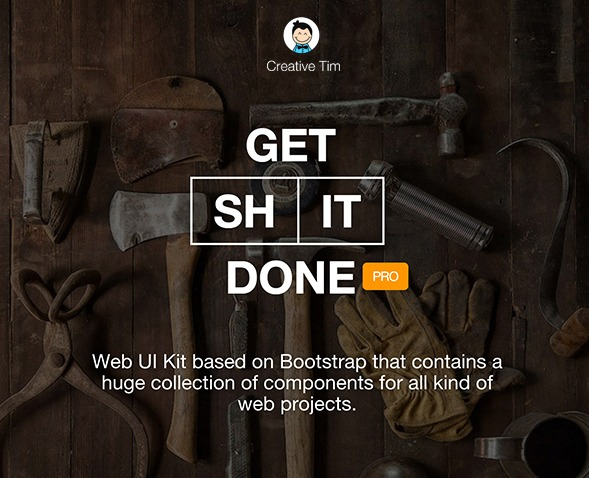 Get Shit Done Kit – Free Sample