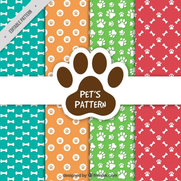 Pet pattern collection