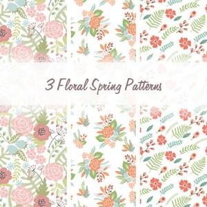 Floral Spring Patterns