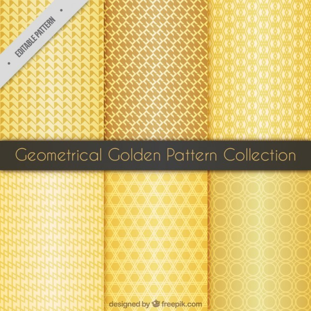 Golden Pattern Collection