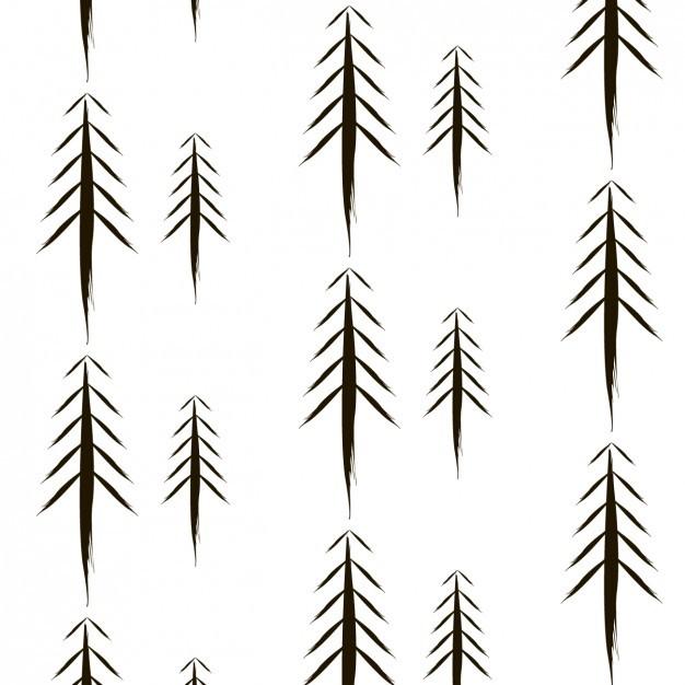 White Tree Pattern