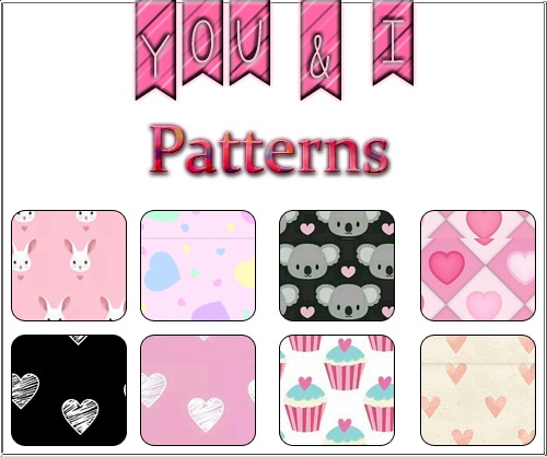 You AND I Patterns
