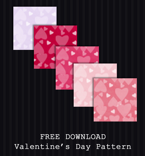 FREE DOWNLOAD - Valentines Patterns