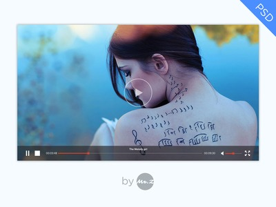 Weekly freebie 002: Video player