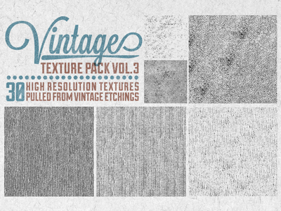 Free Texture Inside - Vintage Texture Pack Vol. 3
