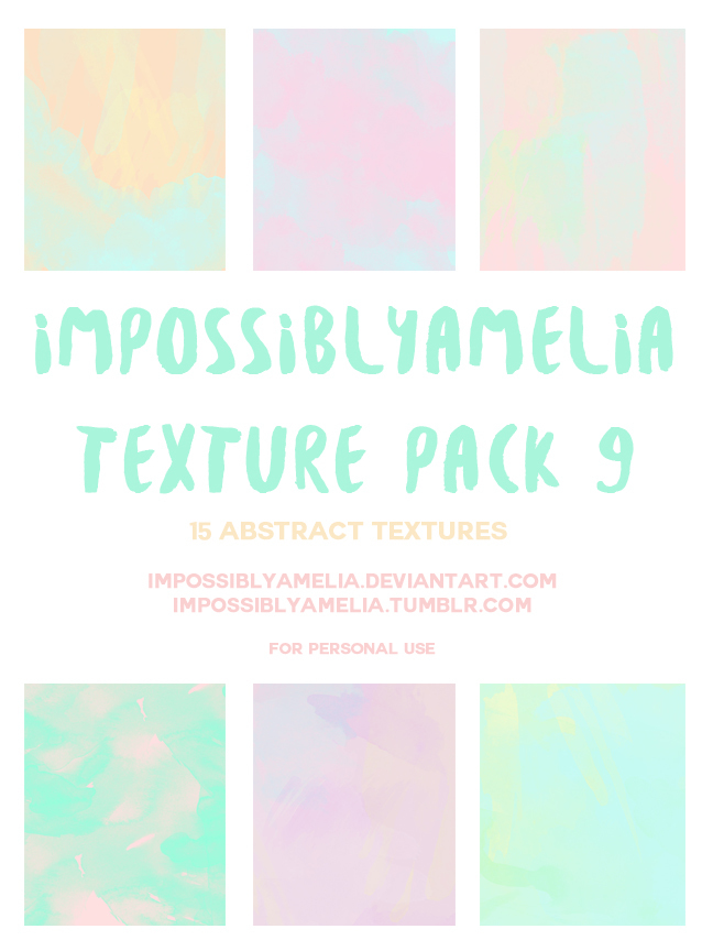 Impossiblyamelia Texture Pack 9