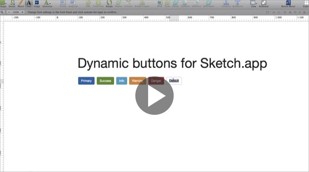 Dynamic Buttons
