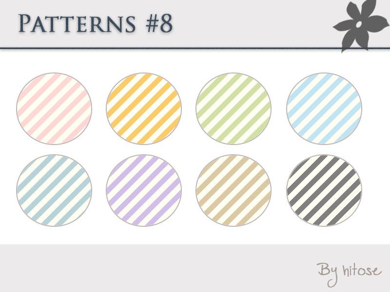 Patterns #8
