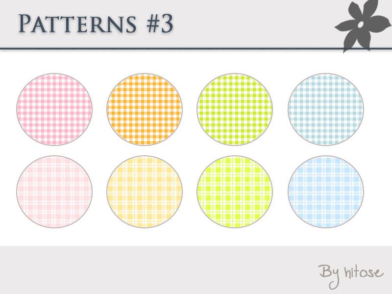 Patterns #3