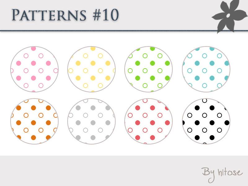 Patterns #10