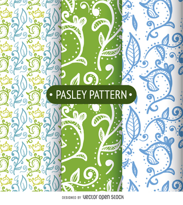 Pasley background set