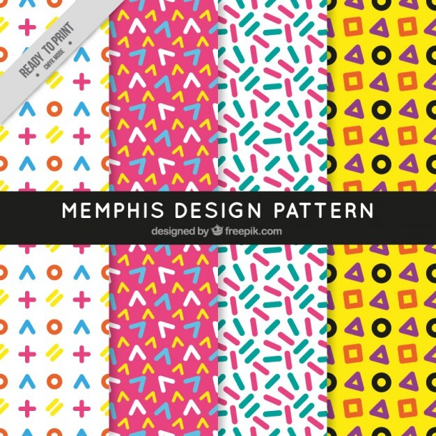 Memphis design pattern