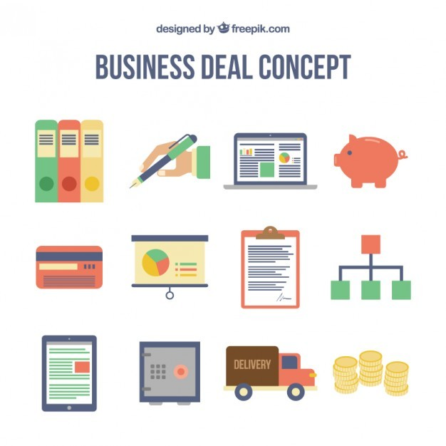Elements related to business deal