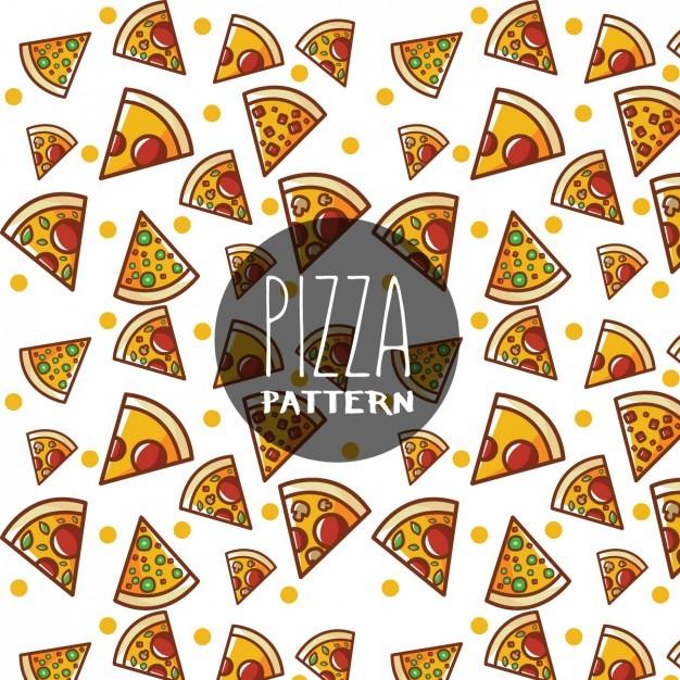 Pizza pattern design