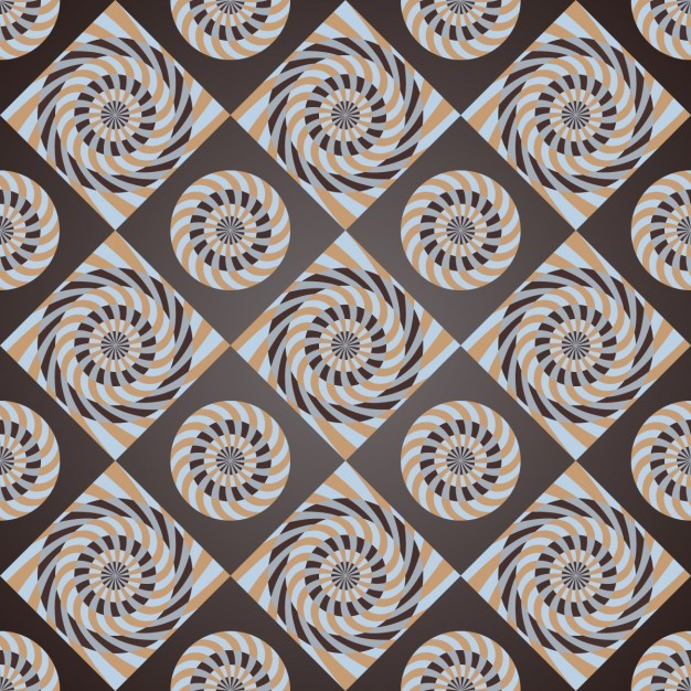 Vintage abstract pattern
