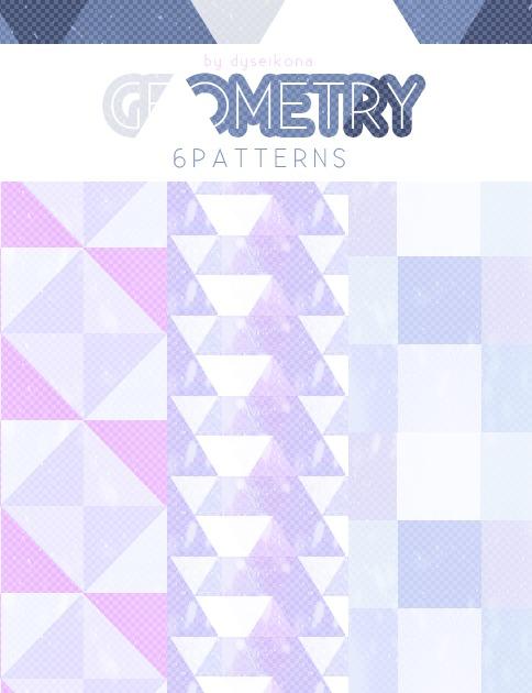 [PATTERNS] Geometry