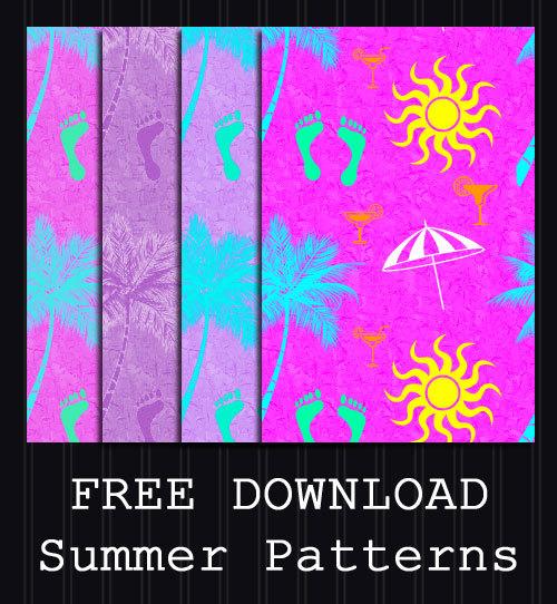 FREE DOWNLOAD - Summer Pattern
