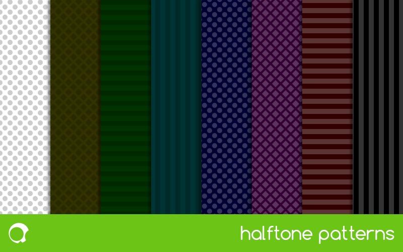 free photoshop halftone patterns