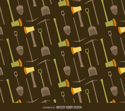 Tool endless pattern