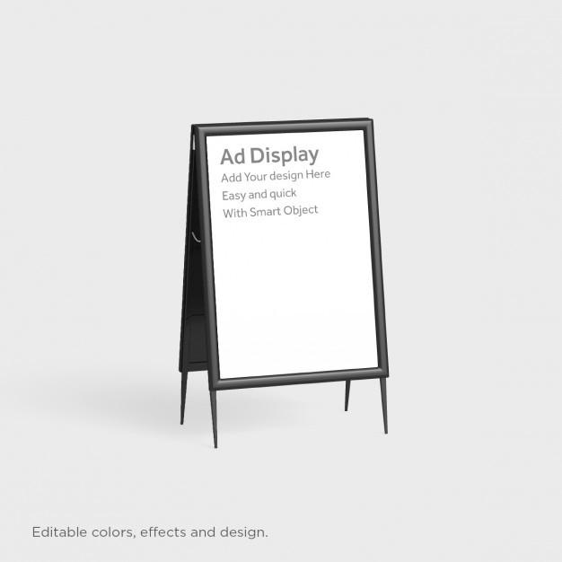 Realistic display design
